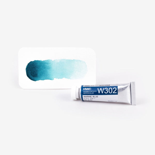 Holbein Artist's Watercolors 15ml Tube - Marine Blue