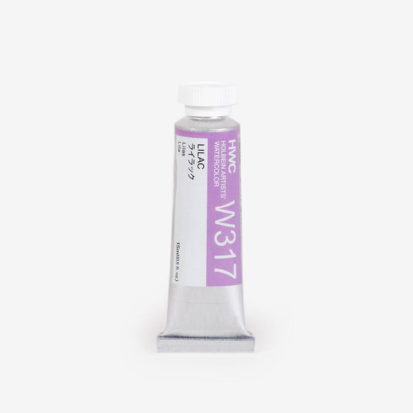 Holbein Artist's Watercolors 15ml Tube - Lilac