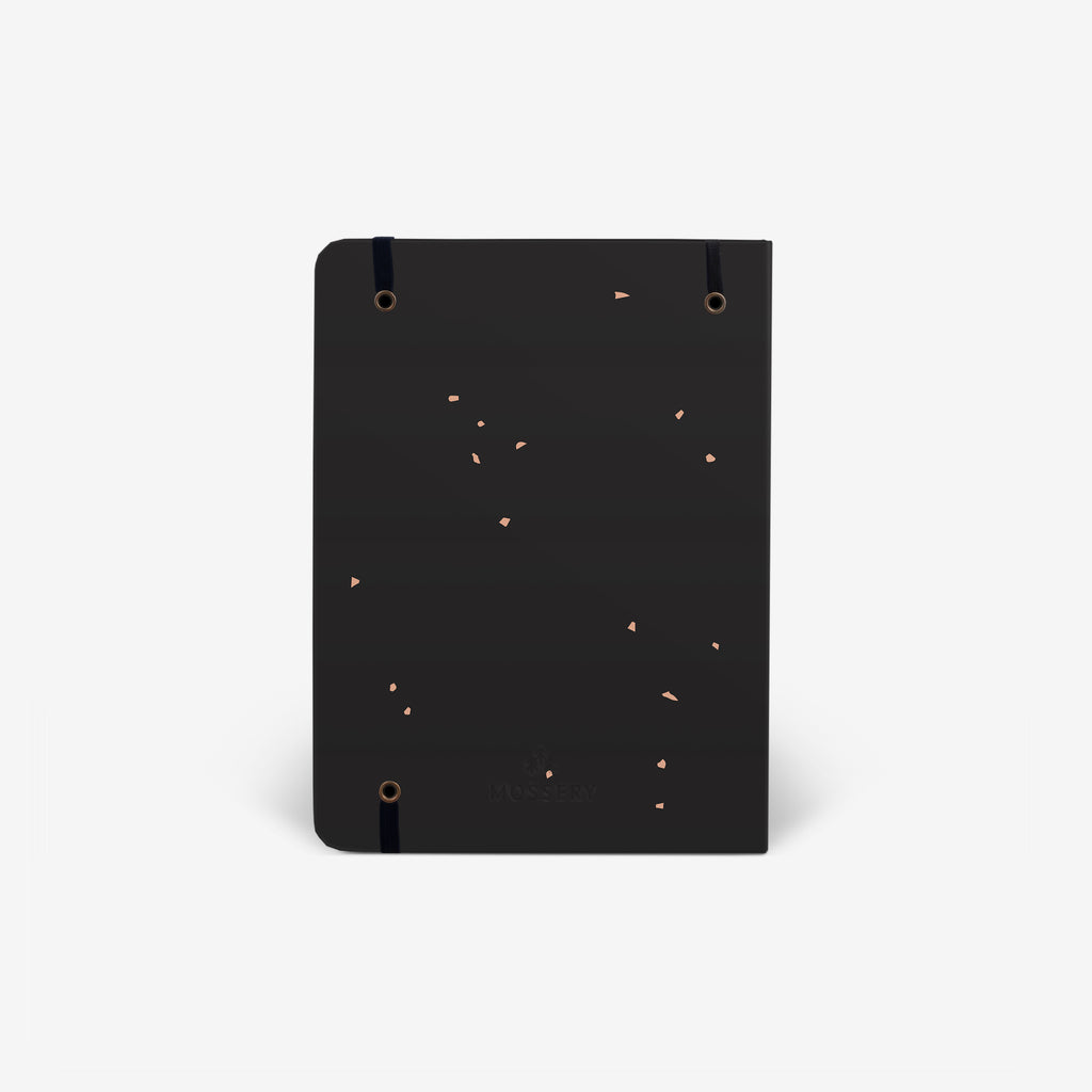 Black Speckle 2021 Half-Year Planner