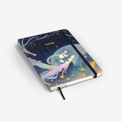 Cosmic Adventure Half-Year Undated Planner
