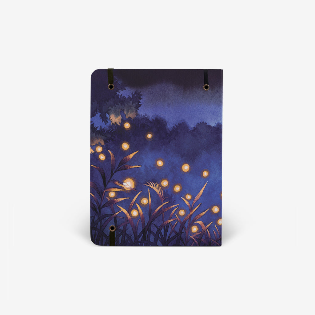 Fireflies Half-Year Undated Planner