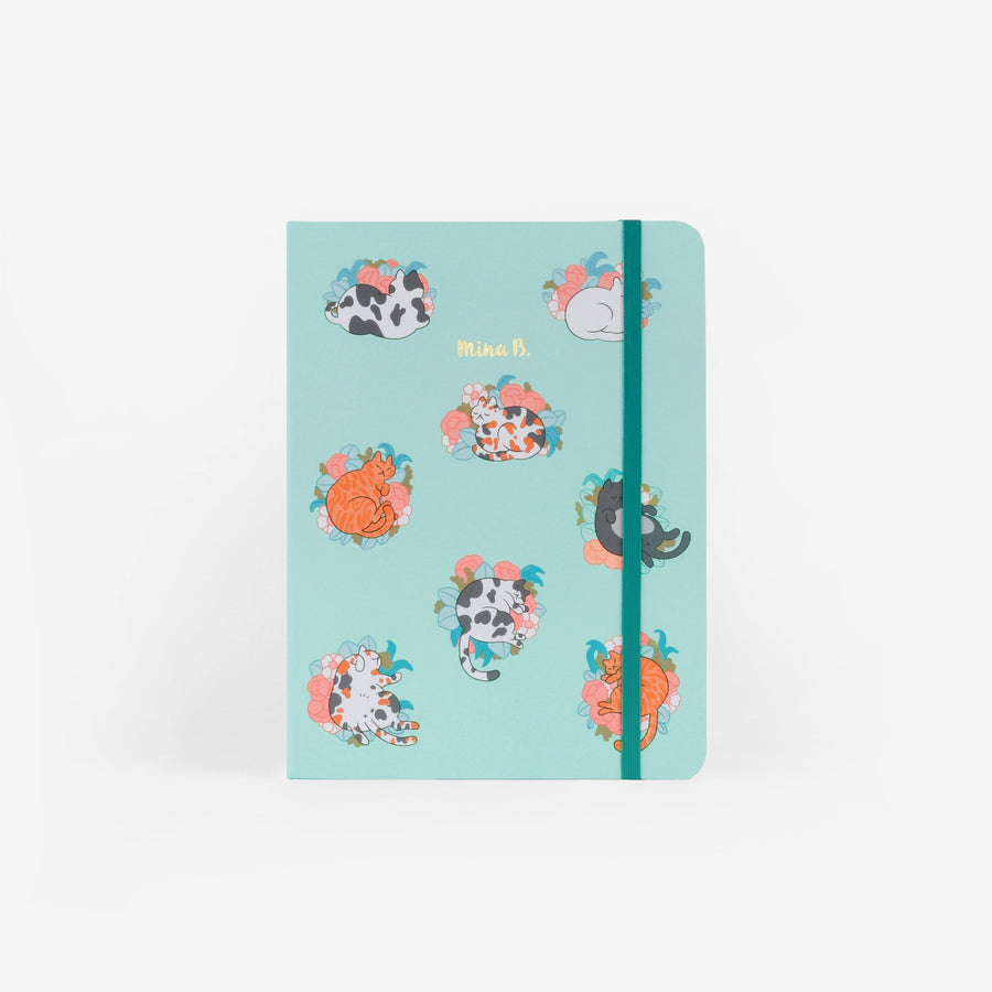 Blossom Cats 2021 Planner