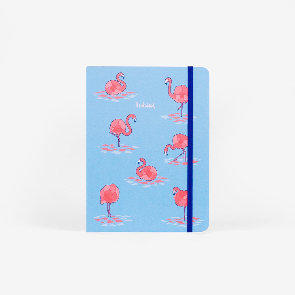 Flamingo Blue 2021 Planner