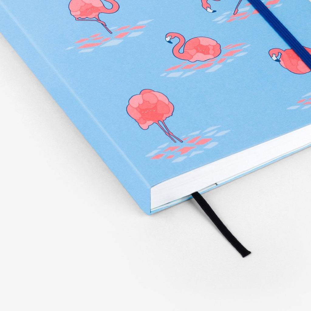 Second Chance: Flamingo Blue 2020 Planner