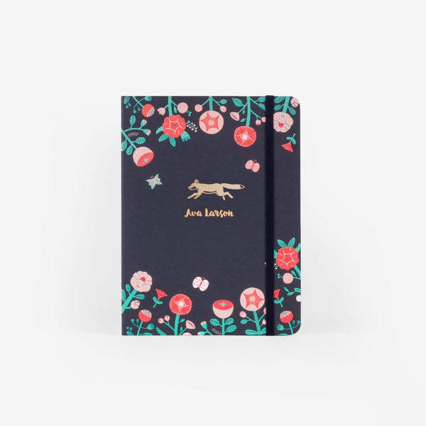 Second Chance: Flower Fox Emblem 2020 Planner