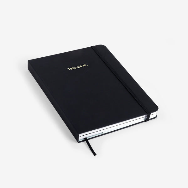 Plain Black Twinbook