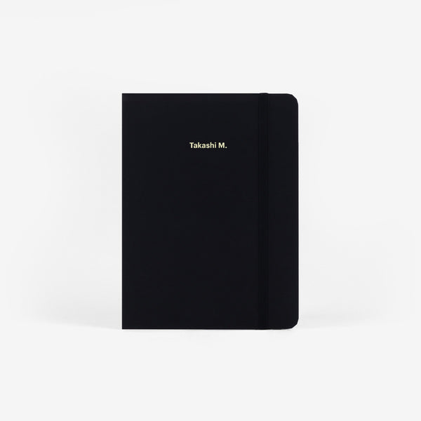 Second Chance: Plain Black 2020 Planner