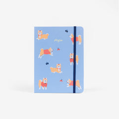 Shiba Royal Medium Threadbound Notebook