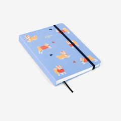 Shiba Royal Threadbound Notebook