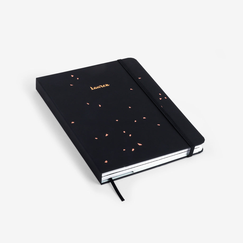 Black Speckle Twinbook
