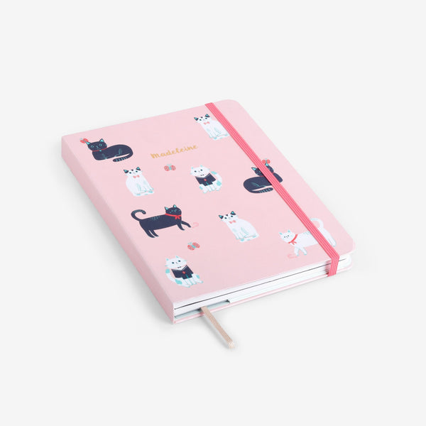 Cats Pink Twinbook