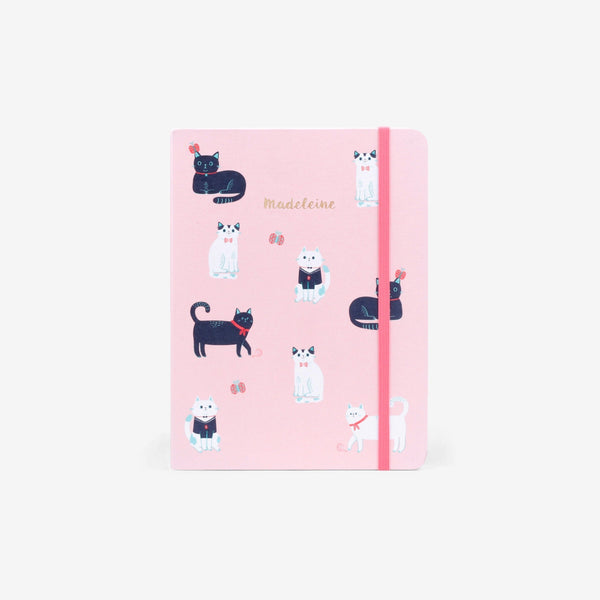 Cats Pink Sketchbook