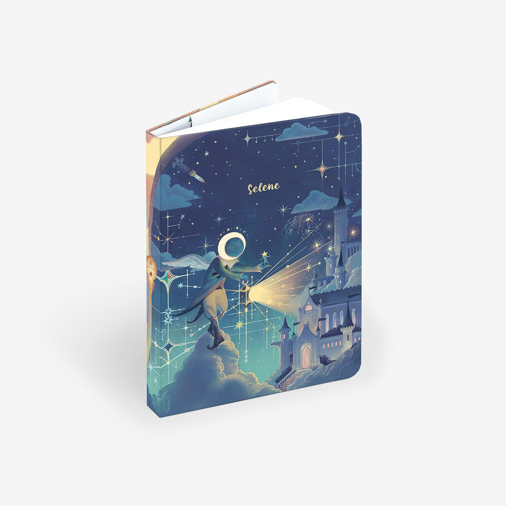 Luminary Guides Sketchbook