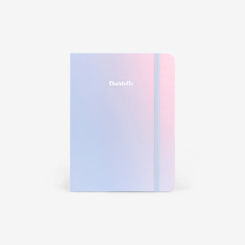 Pastel Sky Threadbound Notebook