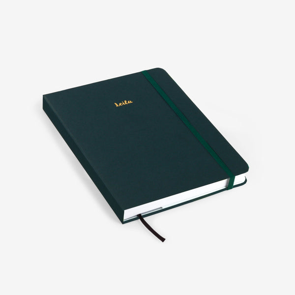 Plain Forest Undated Planner