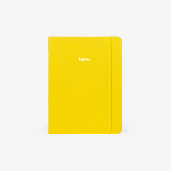 Second Chance: Sunshine Yellow 2020 Planner