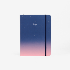 Dawn Medium Threadbound Notebook