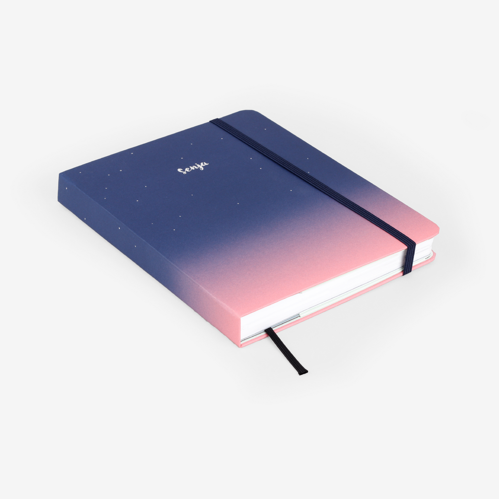 Dawn Threadbound Notebook