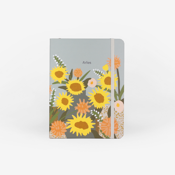 Sunflowers Sketchbook