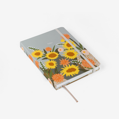 Sunflowers Undated Planner