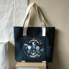 Moondance Beach Bag