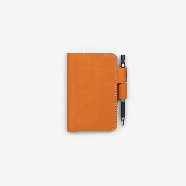 Bourbon Pocket Notebook Leather Sleeve