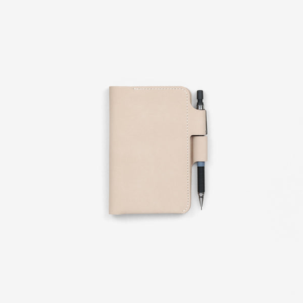 Ivory Pocket Notebook Leather Sleeve