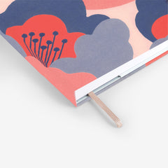 Camellia Threadbound Notebook