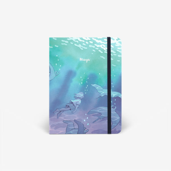 Shallows Threadbound Notebook