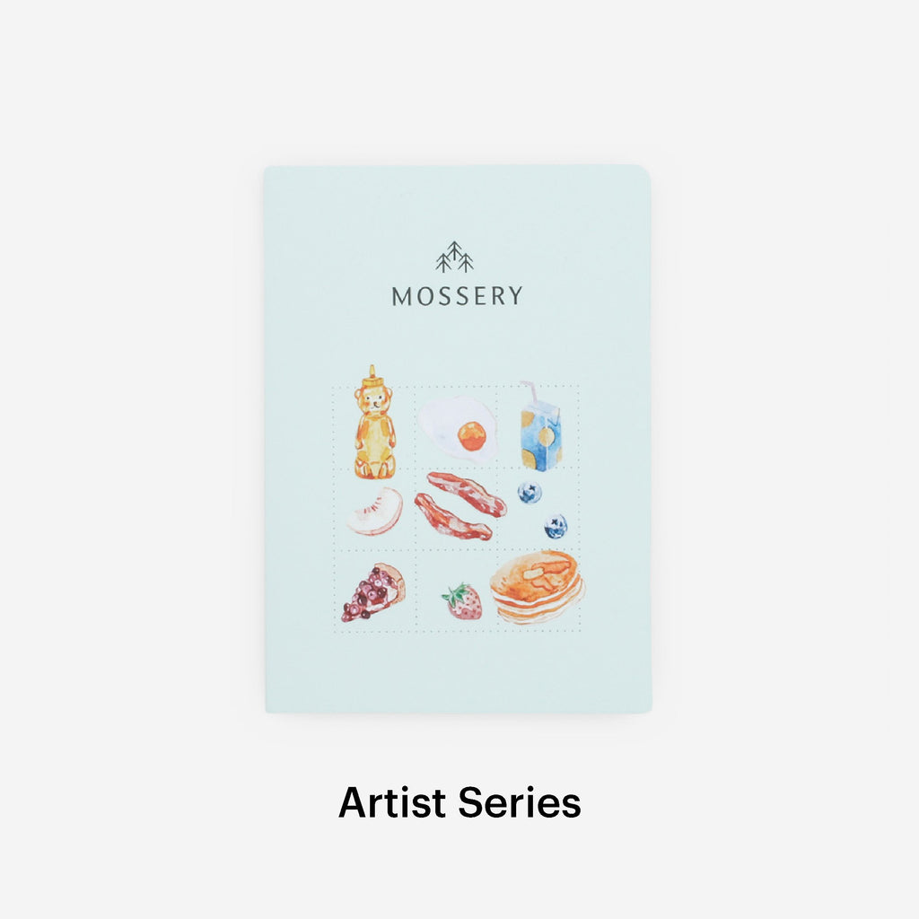 Artist Series Sticker Pack