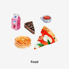 Food Sticker Pack