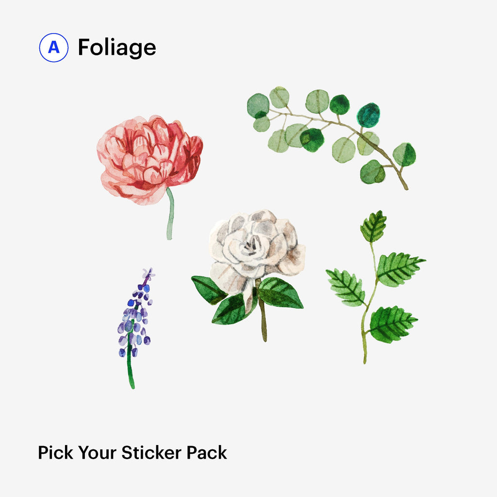 Plants Sticker Pack