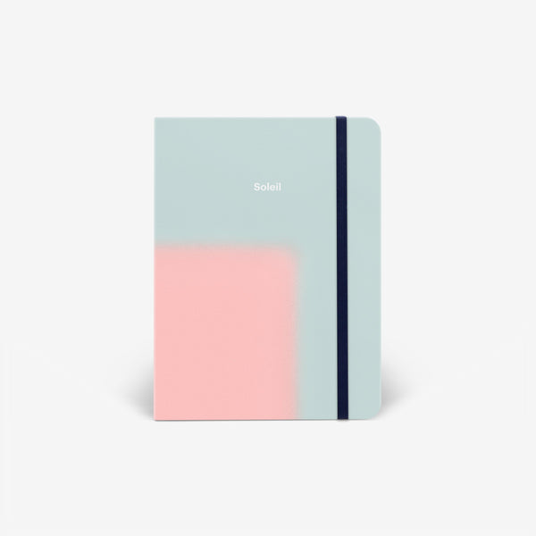 Sunset Glow Threadbound Notebook