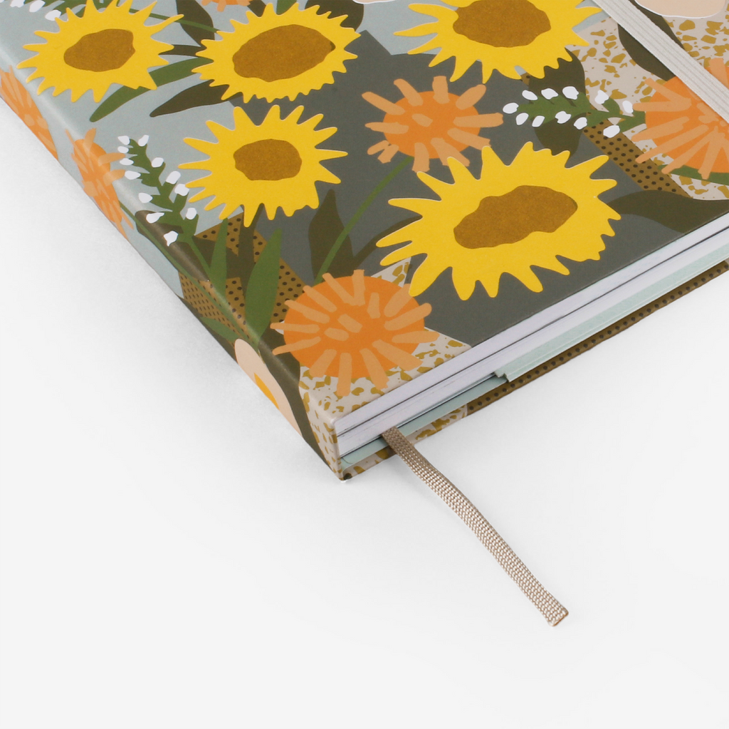 Sunflowers Twinbook