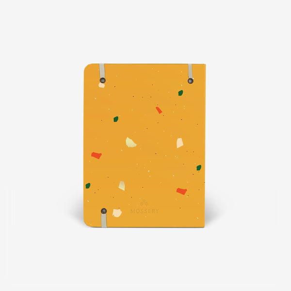 Amber Threadbound Notebook