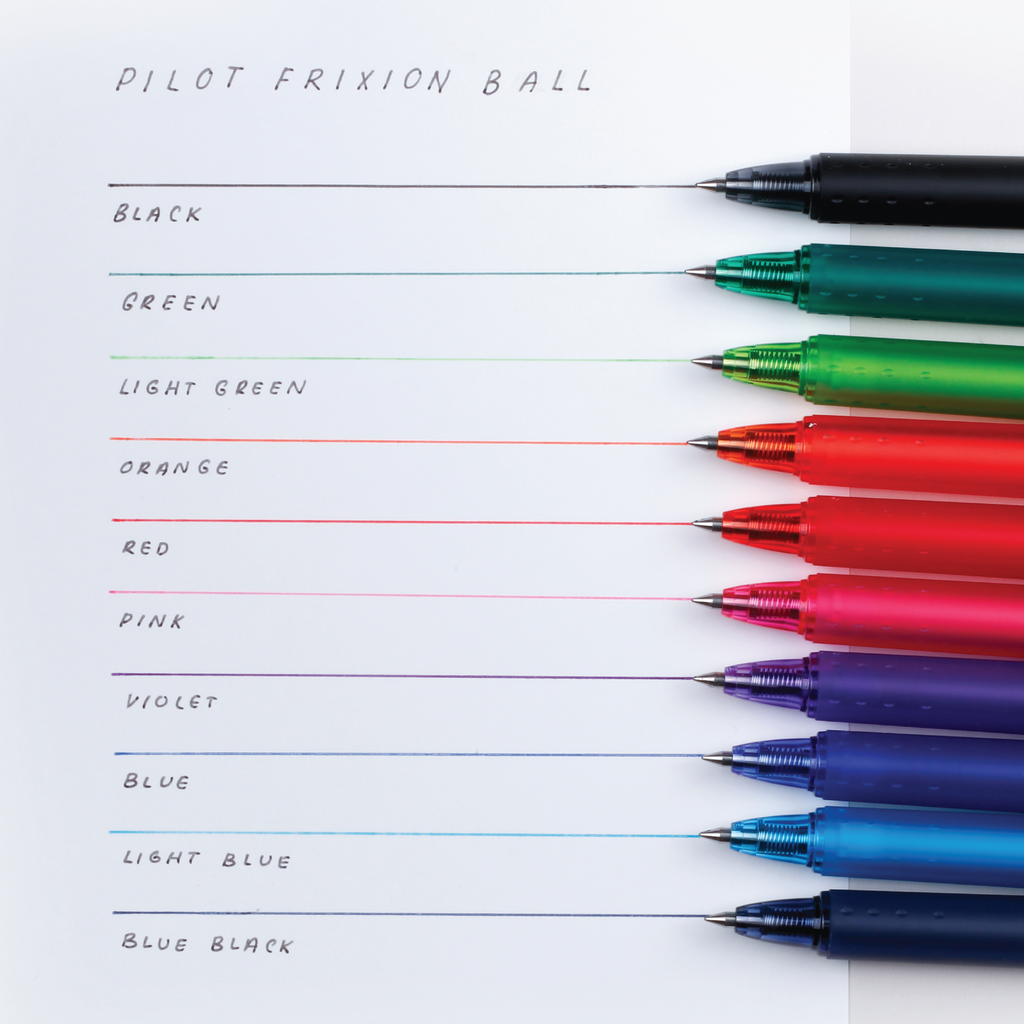 Pilot FriXion Ball Refill - 0.5 mm - Blue Black