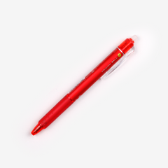 Pilot FriXion Ball Pen - 0.5 mm - Red