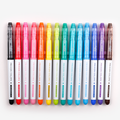 Pilot FriXion Colours Erasable Marker - Baby Pink