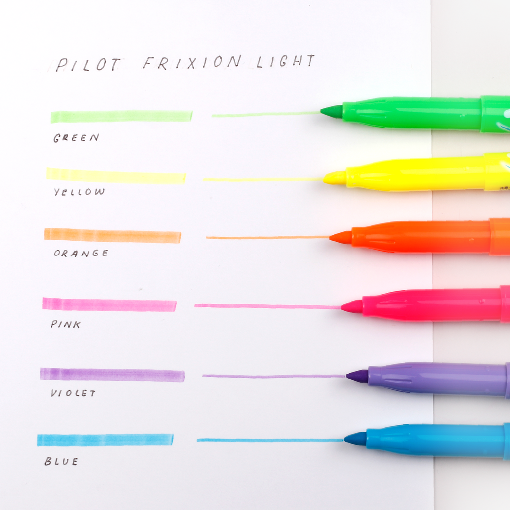 Pilot FriXion Light Erasable Highlighter - Green