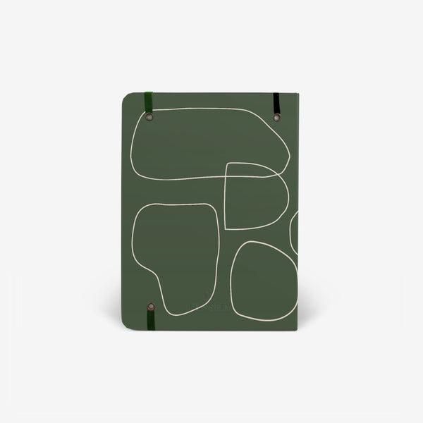 Jade Threadbound Notebook