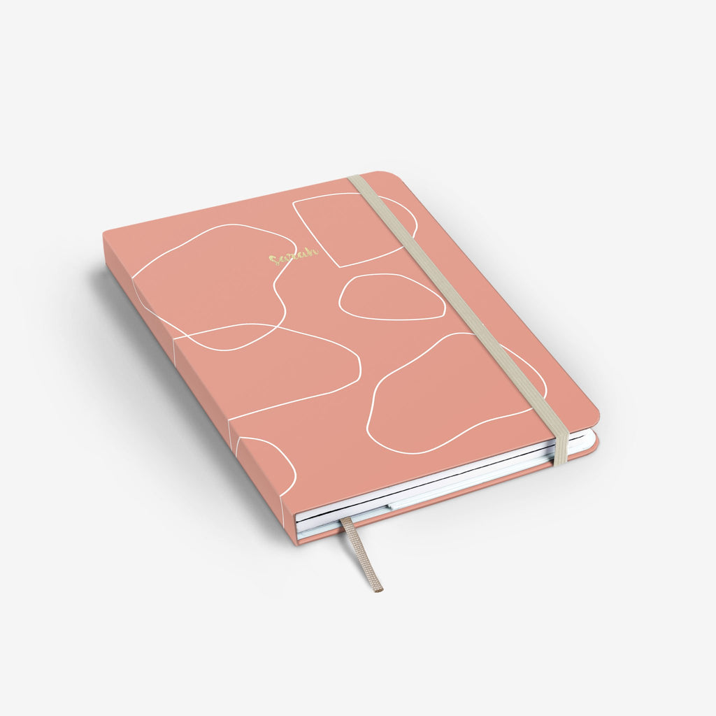 Pink Clay Twinbook