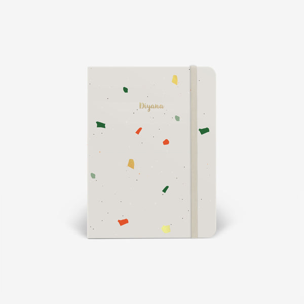 Sandstone Threadbound Notebook