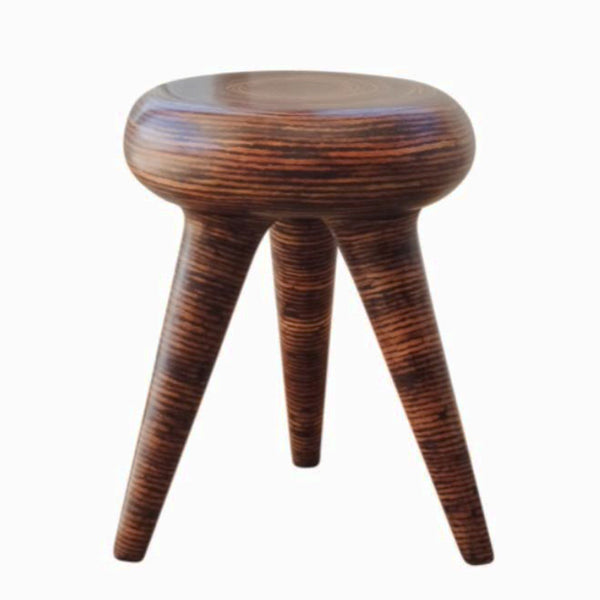 Samara Stool - Palm Twig