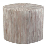 Carillo Oval Occasional Table