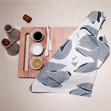 Gumnut Tea Towel - White