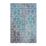 Pips Tea Towel - Blue