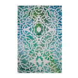Rockpool Tea Towel - Aqua