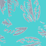 Reef Tea Towel - Aqua