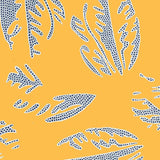 Reef Tea Towel - Yellow