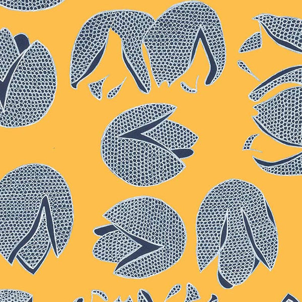Gumnut Tea Towel - Yellow